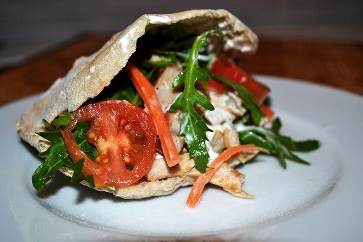 homemade kebab
