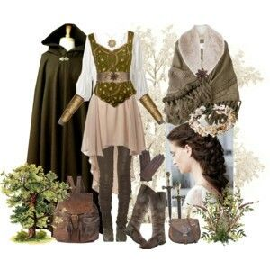 Medieval outfit