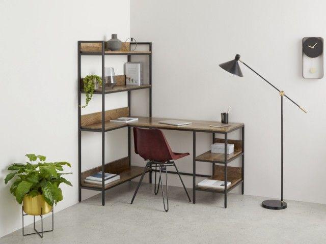 Amenager Un Bureau Dans Un Petit Espace 30 Idees Futees Bureau Angle Coin Bureau Decoration Appartement