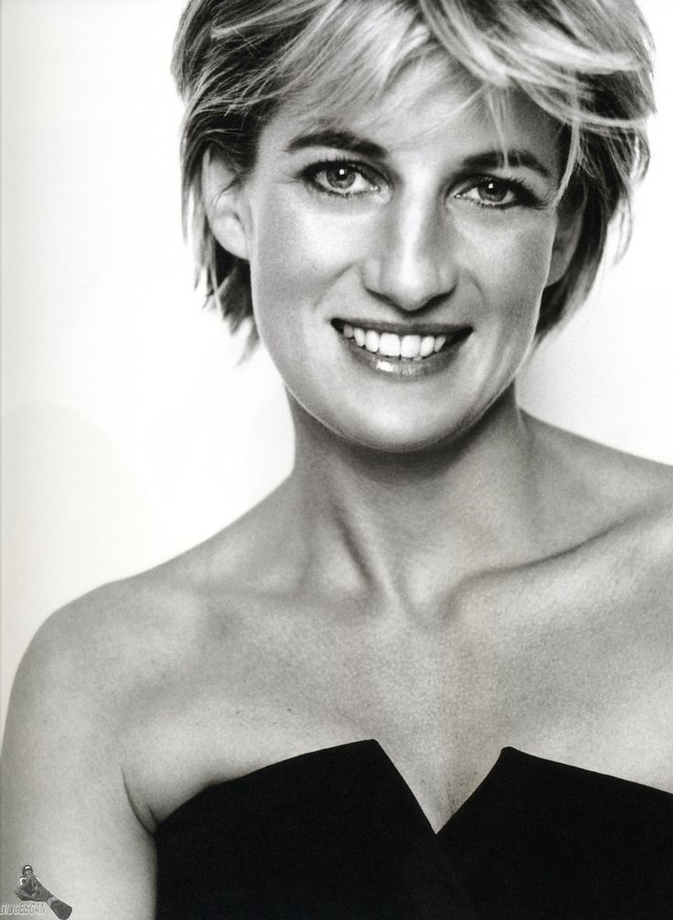 Image detail for -Lady Diana Spencer (Princess of Wales) – Mario Testino…
