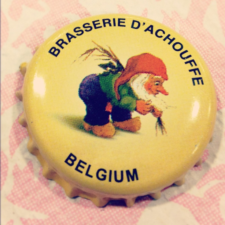 Birra belga..#Chouffe #gnomo #trappista #beer #hangover