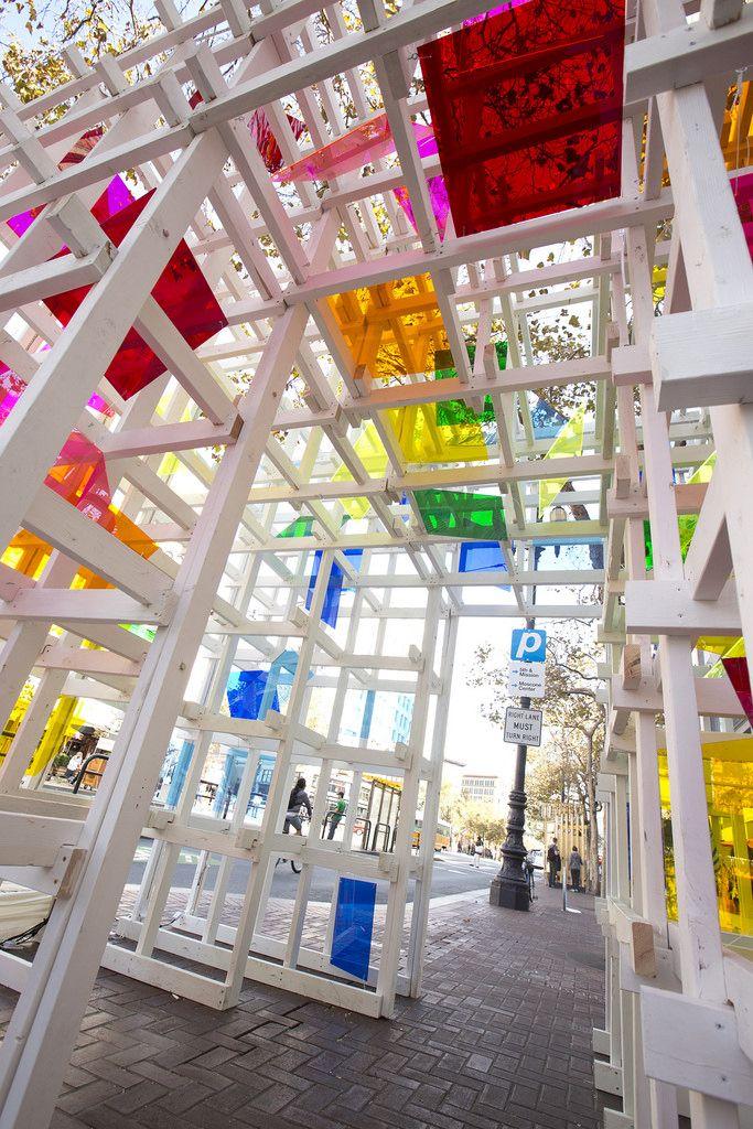Prism Portal – Market Street Prototyping Festival