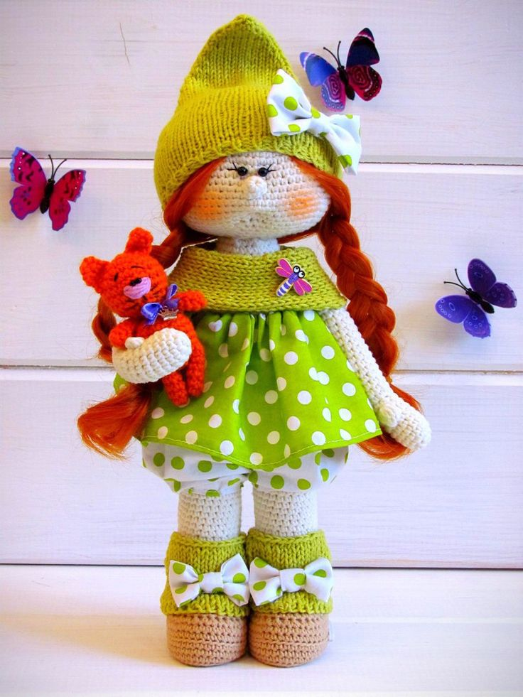• ami.dolls • амигуруми.только куклы | VK