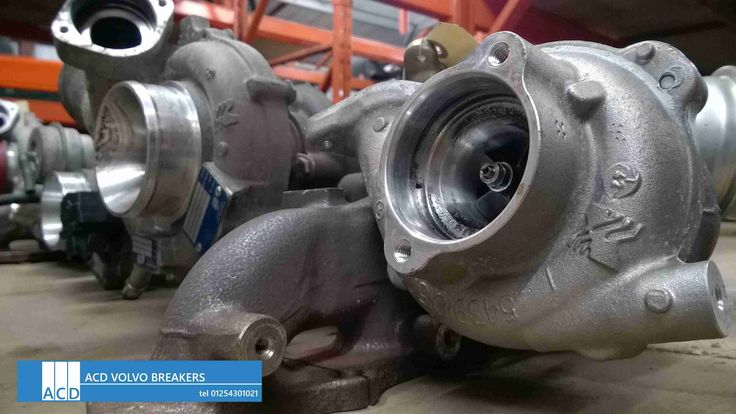 Used Volvo parts turbo ACD Volvo Breakers. ACD Volvo Breakers have a massive stock of quality used Volvo parts for all late model Volvo's call 01254301021