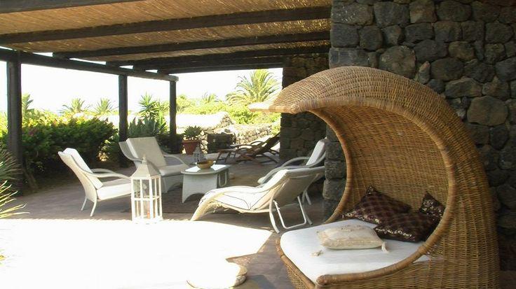 Area relax - Dammuso Le Volte
