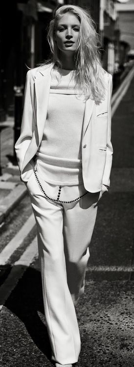 Style in Black + White.