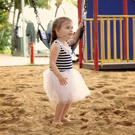 Sweet navy and white dress for a fun filled day out at the beach.  Babeandco.com.au - vintage inspired children's boutique   http://babeandco.com.au/collections/girls-autumn-winter-collection/products/short-sleeved-sailor-dress