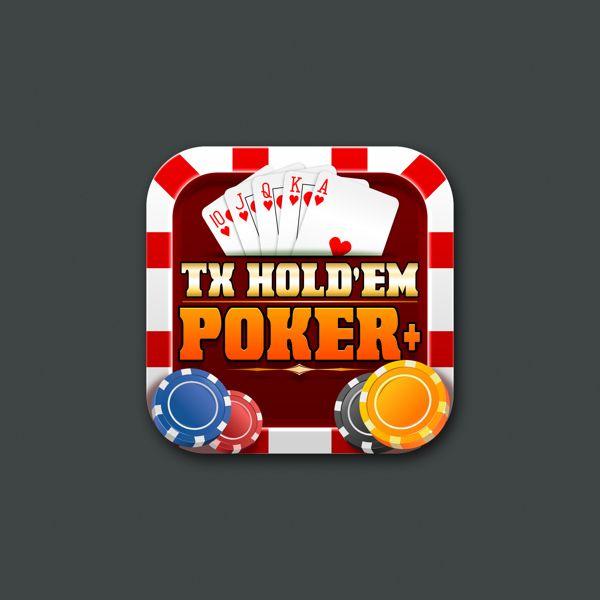 Poker game ui by yongzu jone, via Behance