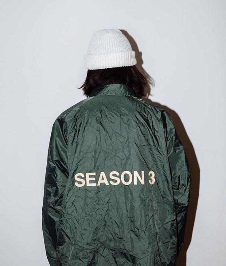 Yeezy season 3 invite