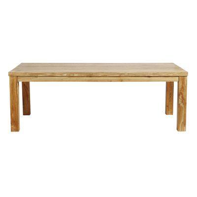 Osaka matbord från Muubs. Ett bord tillverkat av återvunnen teak, från Bali. Trä...