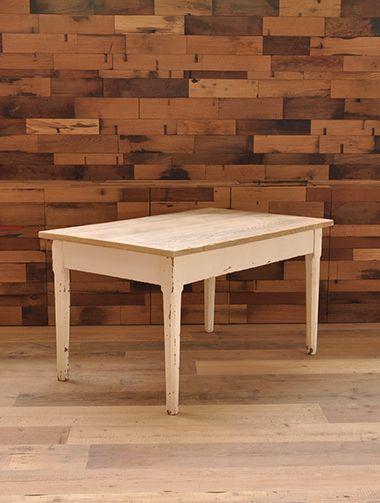 Oltre 25 fantastiche idee su tavoli in legno di recupero for Tavolo legno vecchio cucina