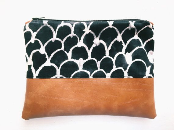 VIDA Statement Clutch - 2Day Bay by VIDA vcIwt7nve