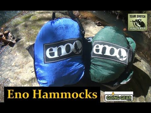 Eno Hammock Review and Set Up