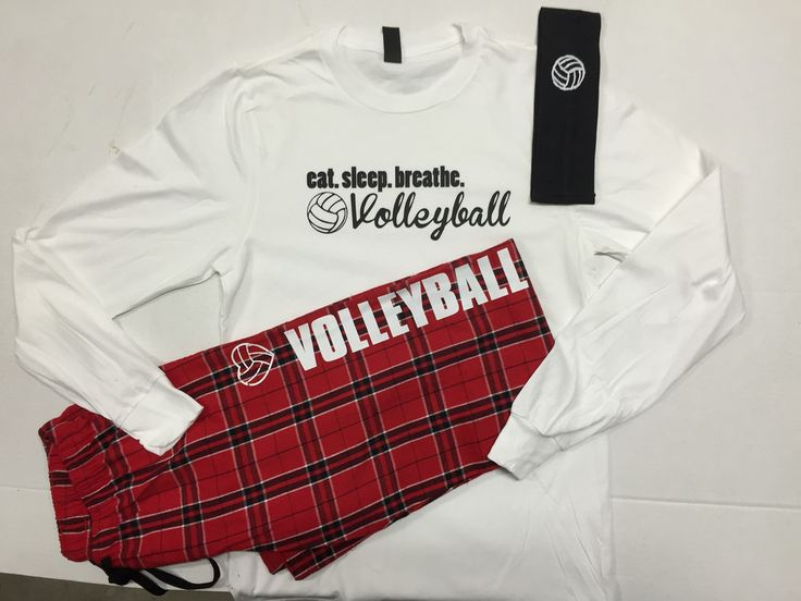 Volleyball Pajama Sets on sale at www.trendsettersvolleyballstore.com