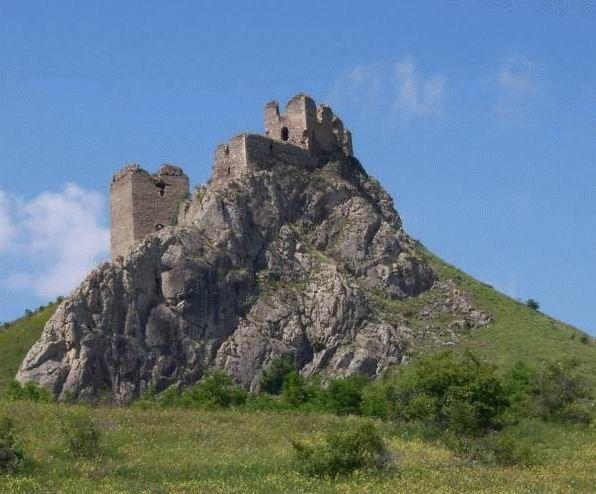 Cetatea Trascaului Coltesti judetul Alba
