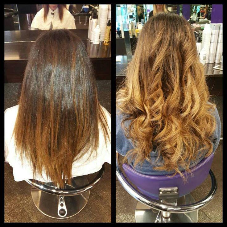 #colorchange #balayage #hairtrends #oiepikefalis #loreal