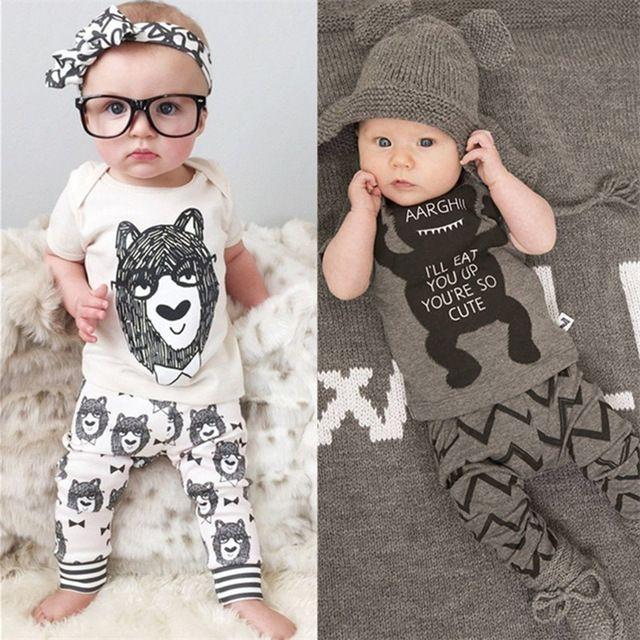 ropa de bebés americano