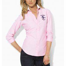 camicia manica lunga ralph lauren donna in rosso.La signora camicia bavero rosa puro, elegante, temperamento, i lavoratori devono. come contatto:annapolo888@gmail.com whatsapp:008617817444596