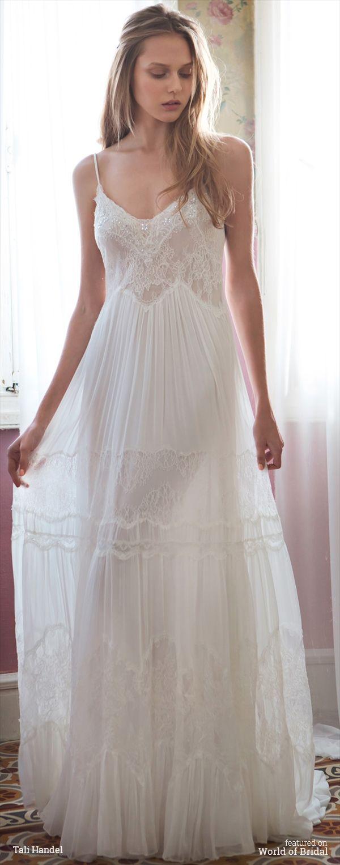 Tali Handel 2016 Wedding Dress