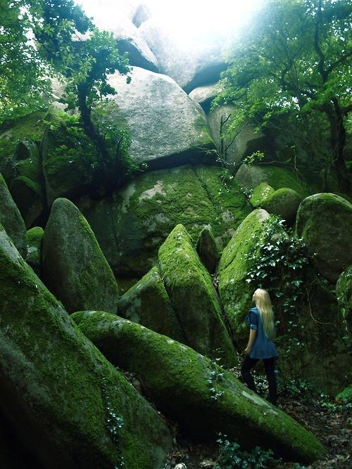 Parque Nacional de Sintra - Portugal