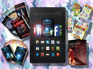 Fall 2015 Kindle HDX Sweepstakes! Enter by October 31st, 2015 to be eligible for one of 7 prizes.