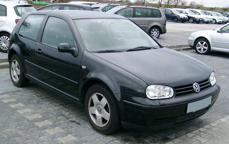 1999 VW Golf 1.8T, sold in 2005