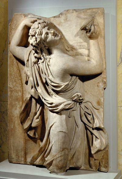 Römisch, Mittlere Kaiserzeit, 2. Jh. n. Chr., nach griechischem Original des Polyklet um 440 v. Chr., Kunsthistorisches Museum Wien, Antikensammlung