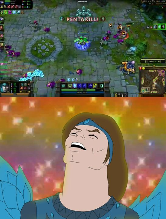 Report Taric for KS - Truly, truly Outrageously OP - League of Legends