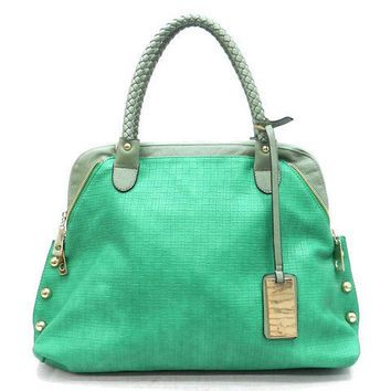 Cute mint bag