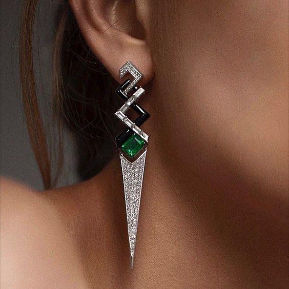 """Nikos Koulis Jewels. Via COUTURE (@by_couture) #thisiscouture #coutureready #nikoskoulis"""""""