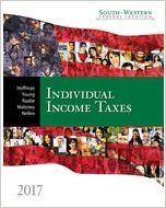 South-western Federal Taxation 2017: Individual Income Taxes 2017th Edition Test Bank Hoffman Young Raabe Maloney Nellen INSTANT DOWNLOAD  Free download sample: South-western Federal Taxation 2017: Individual Income Taxes 2017th Edition Test Bank Hoffman Young Raabe Maloney Nellen