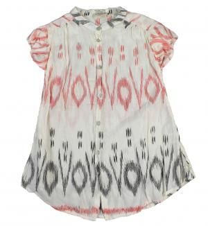 Scotch R'belle tunic ikat inspired