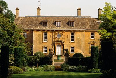 Eyford House, Upper Slaughter was named the best family house in the UK (not just the Cotswolds!), 2011, by Country Life.