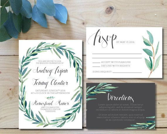 Printable Wedding Invitation Sets: 220 Best Hope To See You At The Party! Images On Pinterest
