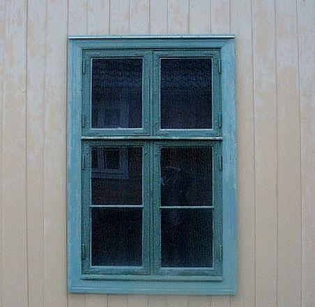 Gamle hus - utvendig maling