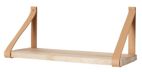Leather Strap Shelf – Shut the Front Door! online
