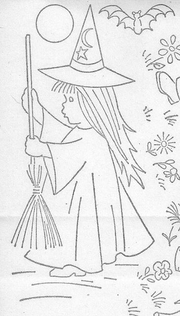 WB July 1974 October witch by vintagekitchenkitsch, via Flickr
