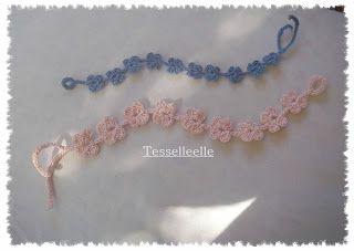 Di tutto un po'... bijoux, uncinetto, ricamo, maglia... ღ by tesselleelle ღ : orecchini