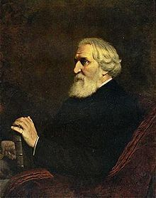 Ivan Sergeyevich Turgenev (November 9, 1818 – September 3, 1883) was a Russian novelist, short story writer, and playwright.