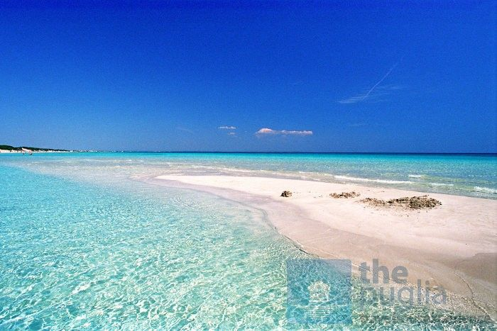 Pictures of the sea and the beaches of the Salento in Puglia | ThePuglia - Travel House Experience