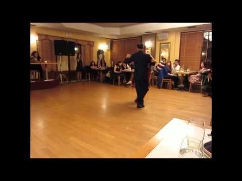 Rafail Saltas & Zili Christoni (4/5) @ Rethymno Tango Weekend 22-23 Feb 2014 - YouTube