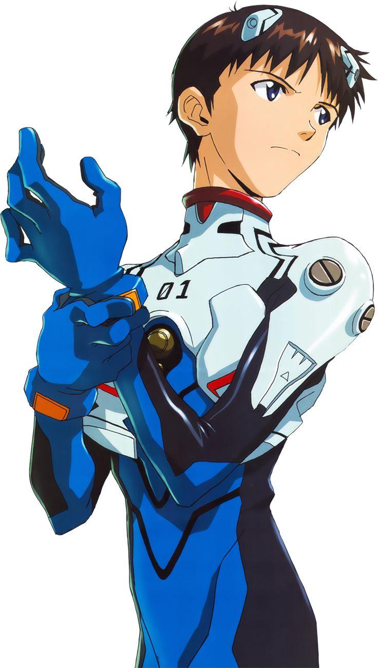 碇 シンジ(Ikari Shinji) #Evangelion