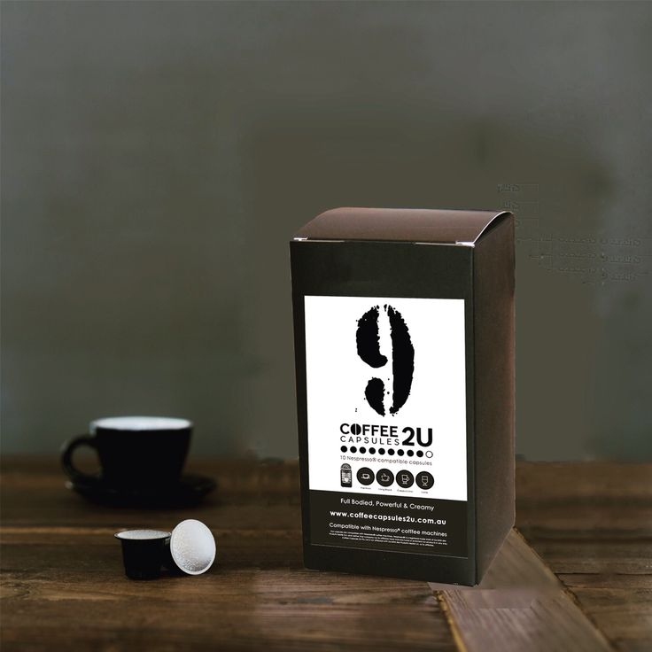 Like the proverbial sledgehammer, this powerful blend packs a serious punch. Not for the faint-hearted, it's perfect for when you've got a big day ahead, or trying to work through a big night before. Try it now at www.coffeecapsules2u.com.au