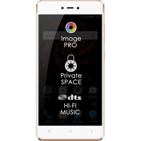 Allview X3 Soul Lite, Dual SIM, 1.3GHz Quad Core, 3GB, 16GB, 4G, Gold un smartphone care te va surprinde de la prima utilizare. Pret avantajos. Livreare rapida si garantie: 24 Luni. Plata in RATE.