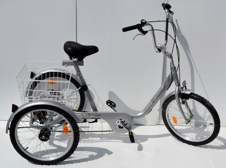 Rowery trójkołowe Trybik