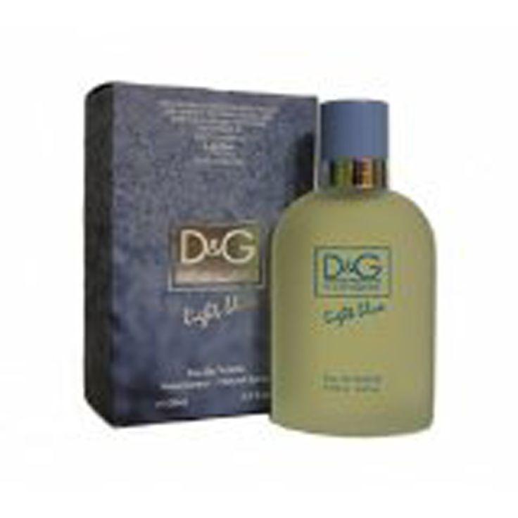 D&G Light Blue Perfume for Men-Our version of Dolce &Gabbana Light Blue 100ml (Impression Perfume)