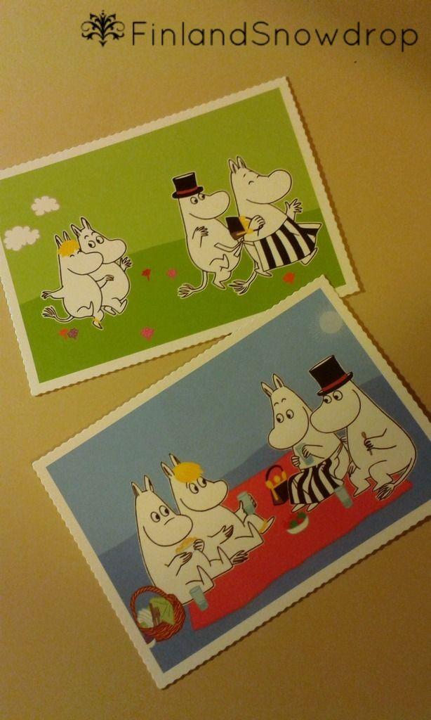 I like Moomins so much! Thank you, Tove Jansson. // Mám tak ráda mumínky! Díky, Tove Jansson.