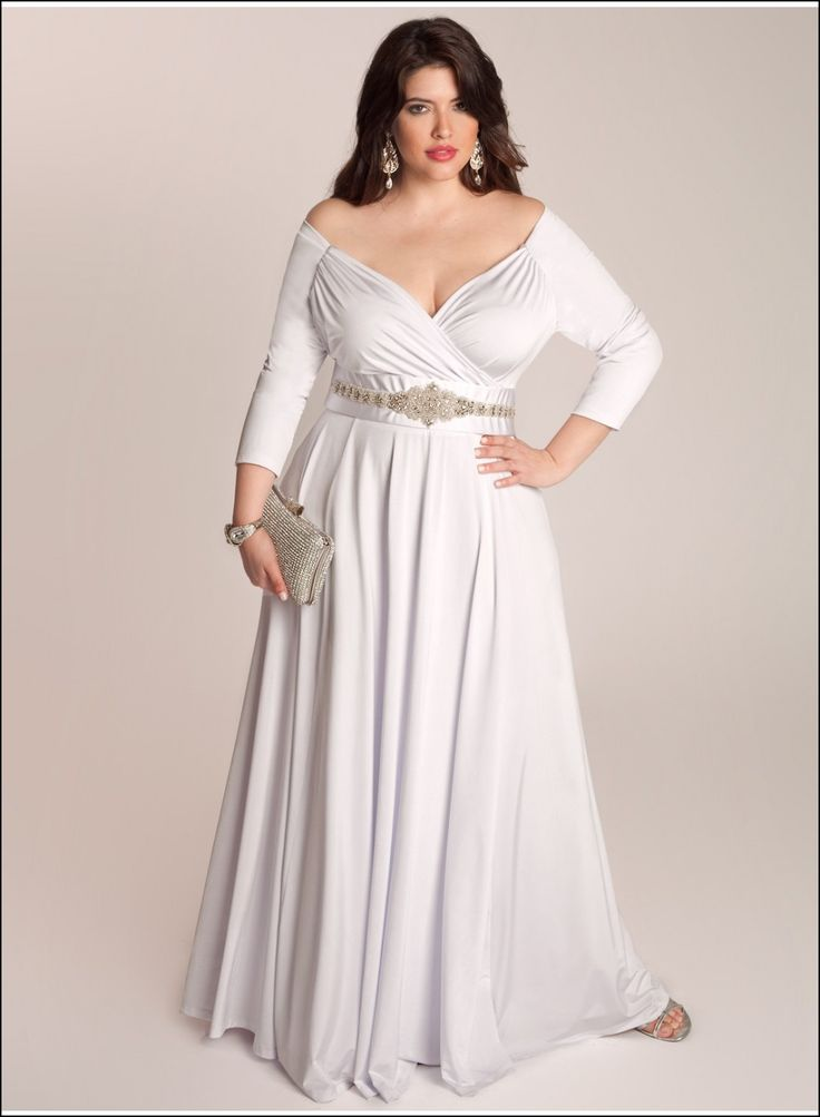 Bridesmaid Dresses for Chubby Ladies