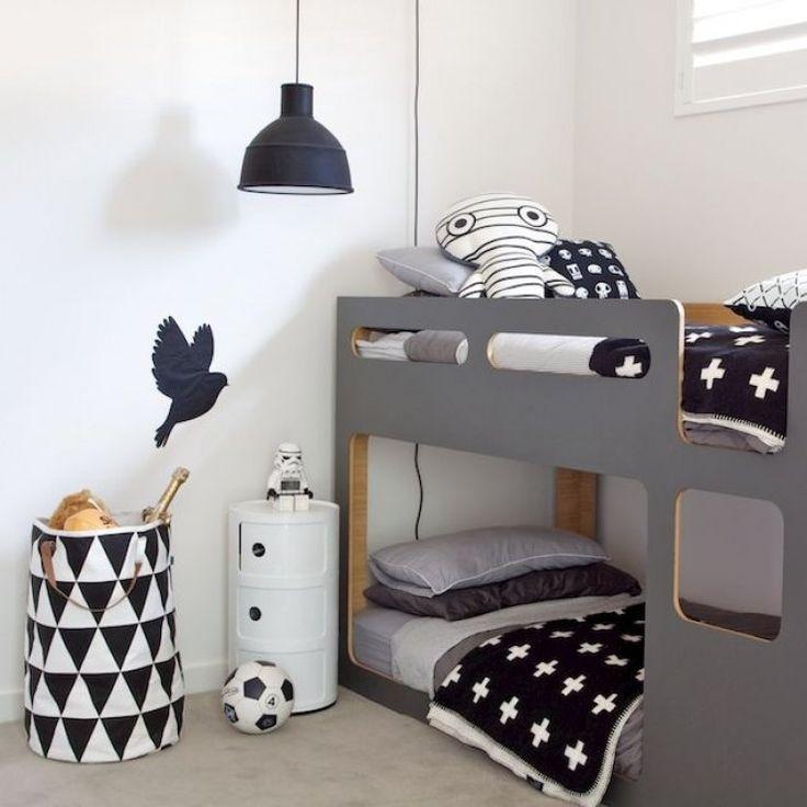 6 tips voor het inrichten van een gedeelde kinderkamer - Roomed | roomed.nl