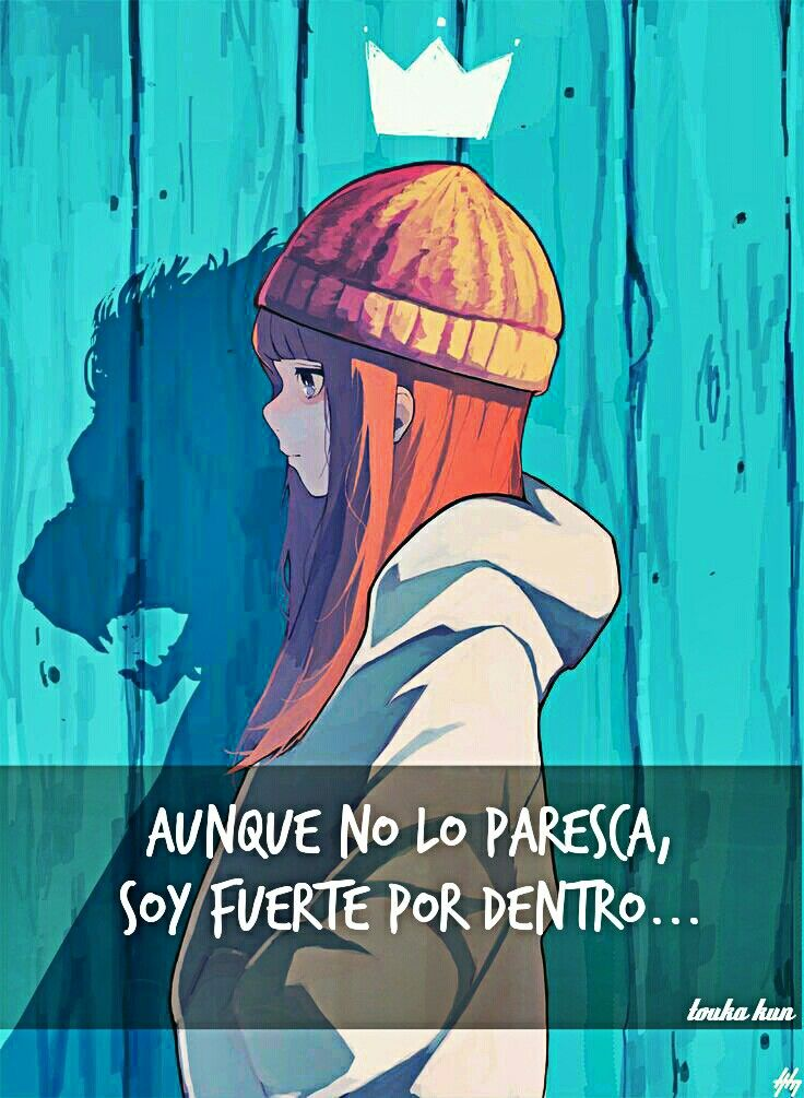 Frases anime by touka kun